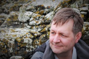 Graham Palmer, writer